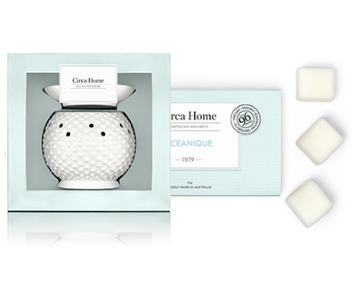 Circa Home Electric Wax Warmer & Wax Melts thumbnail
