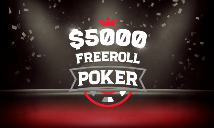 Poker Freeroll Tournaments