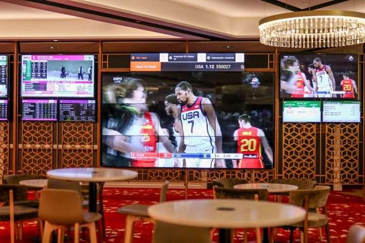 onyx sports lounge Image